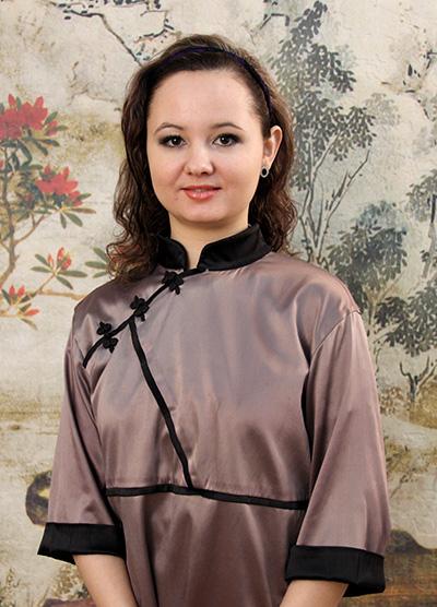 Глазкова Ольга Владимировна