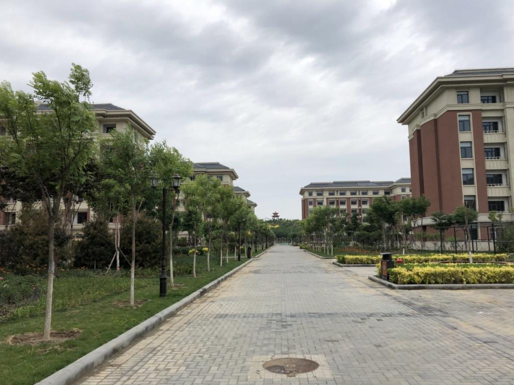 Тяньцзинь Университетский городок Обучение ТКМ в Китае