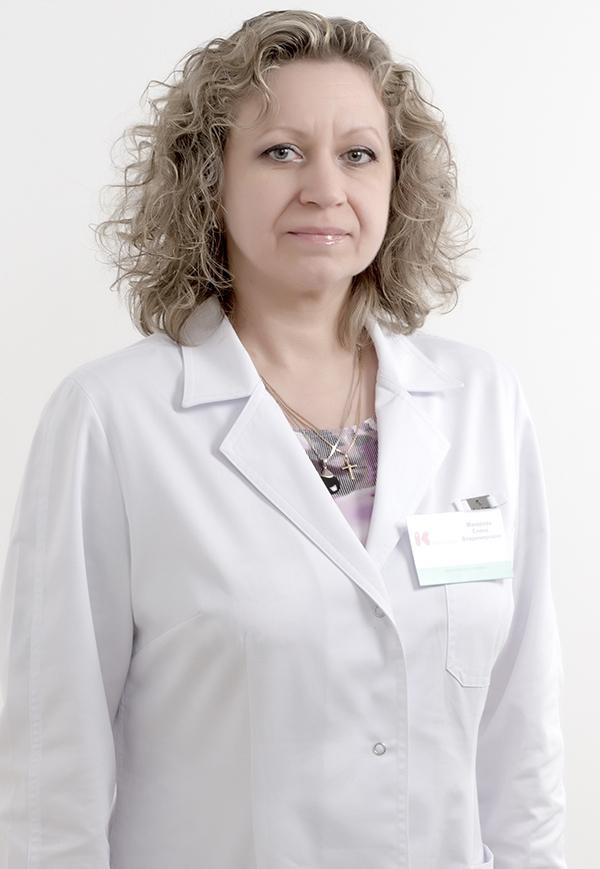 Макарова Елена Владимировна, врач-рефлексотерапевт, Су Джок терапевт
