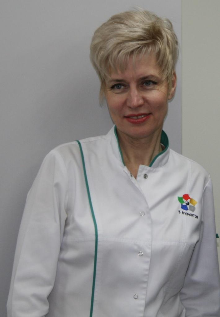 Соколова Татьяна Евгеньевна, врач-рефлексотерапевт, Су Джок терапевт, врач традиционной китайской медицины